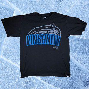 Vince Carter Orlando MAGIC Vinsanity T shirt